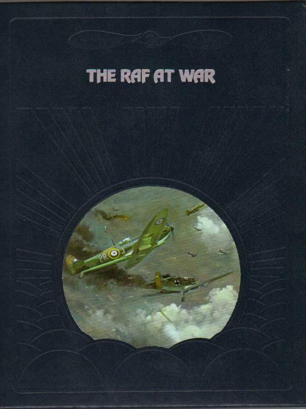 Image for The RAF at War [The Epic of Flight Series]