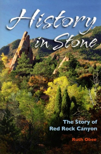 Image for History in Stone: The Story of Red Rock Canyon