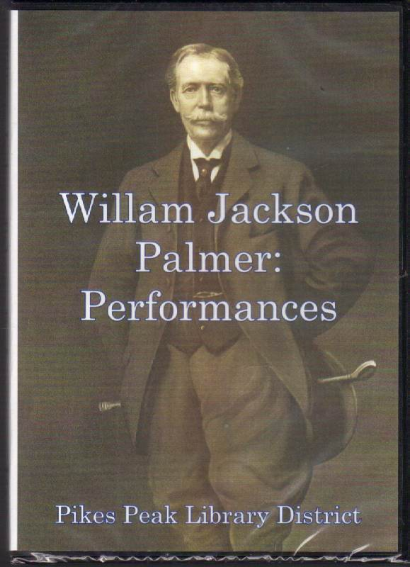 Image for William Jackson Palmer: Performances [DVD]