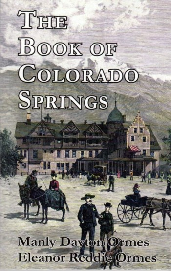 Image for The Book of Colorado Springs