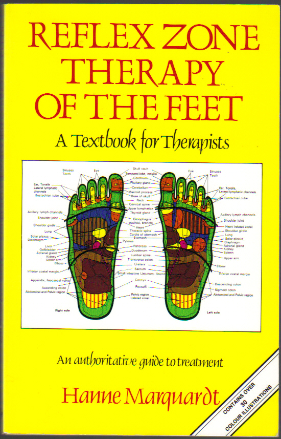 Image for Reflex Zone Therapy of the Feet: A Textbook for Therapists