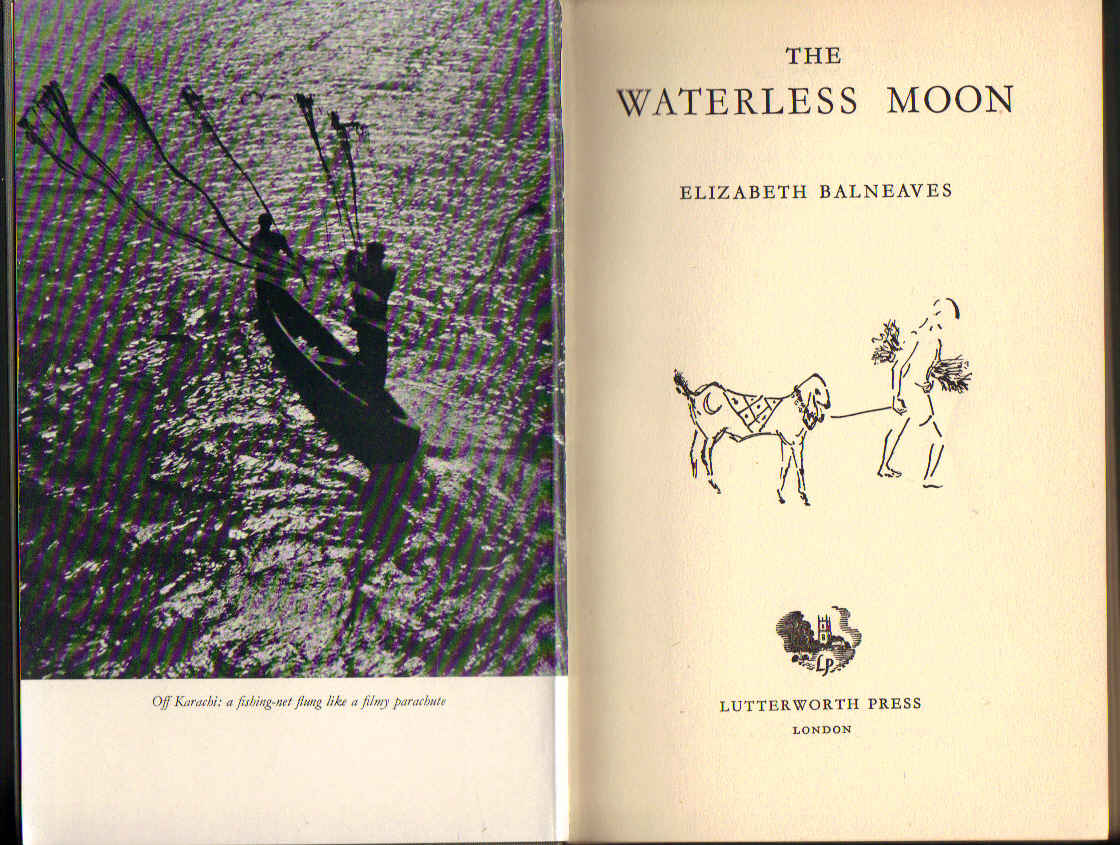 Image for The Waterless Moon