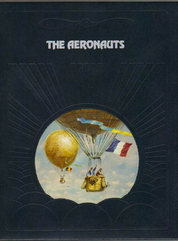 Image for The Aeronauts [The Epic of Flight Series]