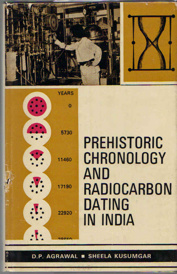 Image for Prehistoric Chronology and Radiocarbon Dating in India