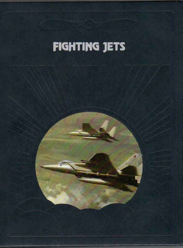 Image for Fighting Jets [The Epic of Flight Series]