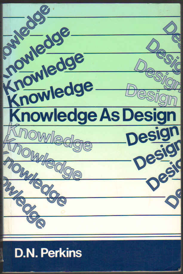Image for Knowledge As Design