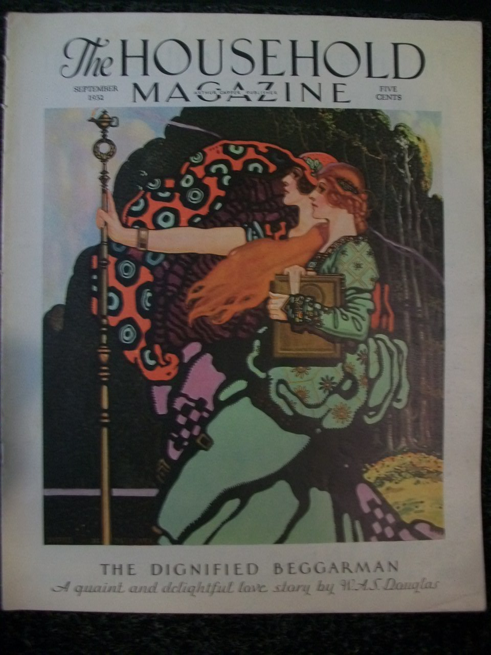 Image for The Household Magazine: September 1932