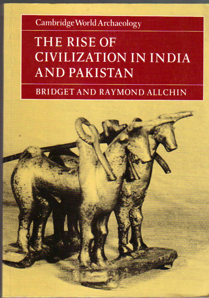 Image for The Rise of Civilzation in India and Pakistan; Cambridge World Archaeology