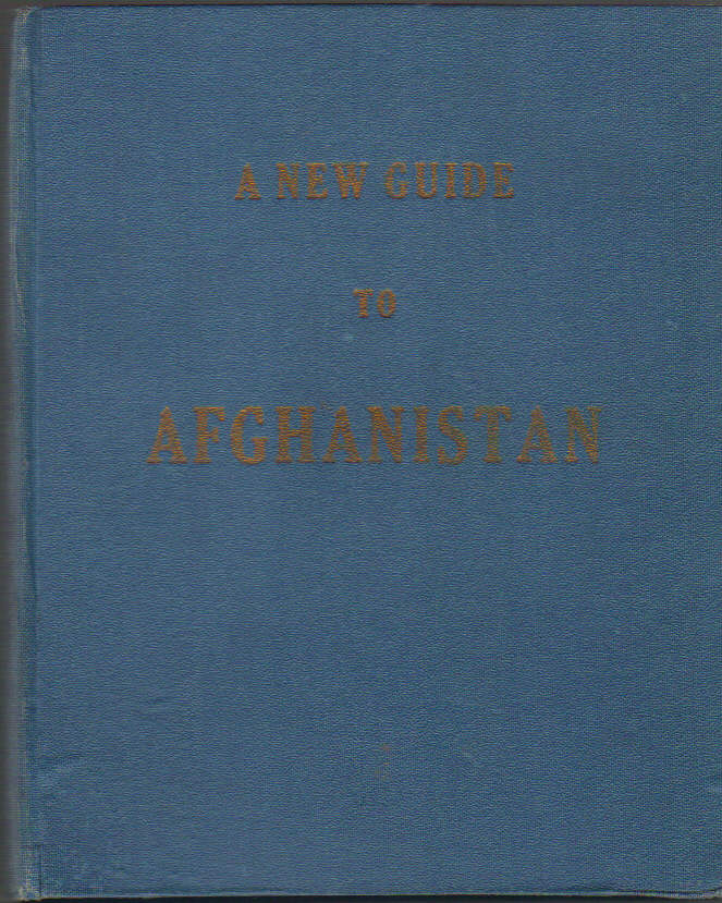 Image for A New Guide to Afghanistan