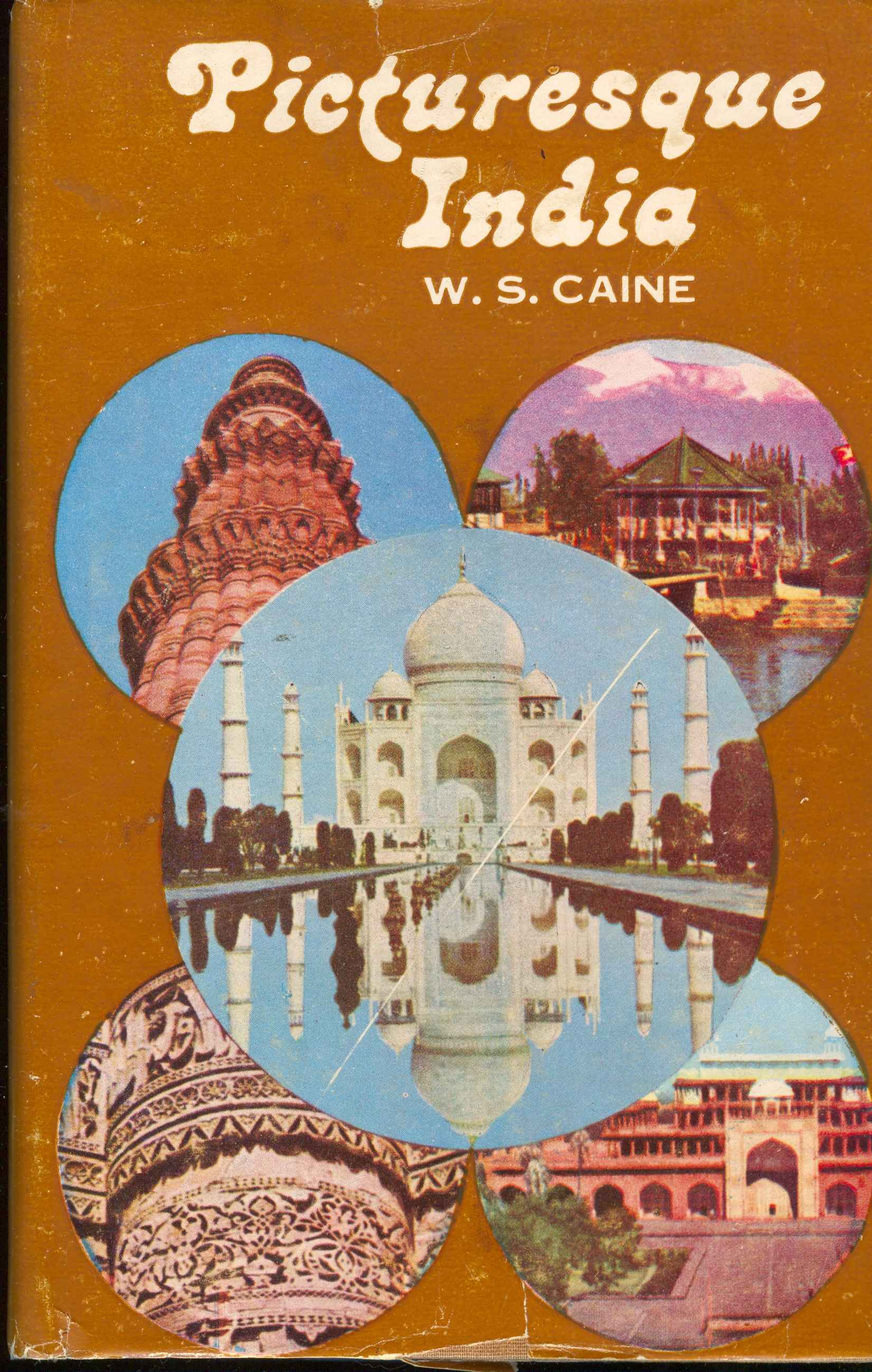 Image for Picturesque India: A Handbook for European Travellers