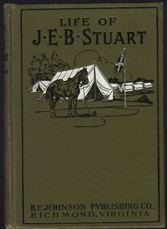 Image for Life of J.E.B. Stuart