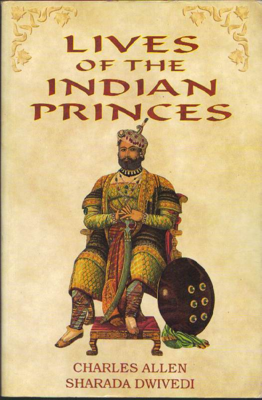 Image for Lives of the Indian Princes