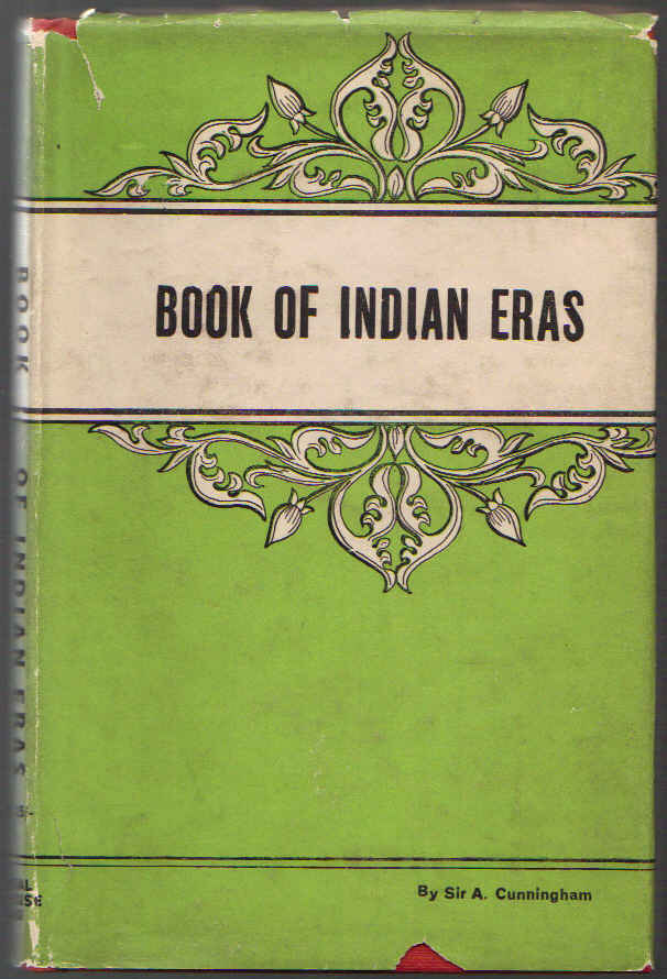 Image for Book of Indian Eras, with Tables for Calculating Indian Dates