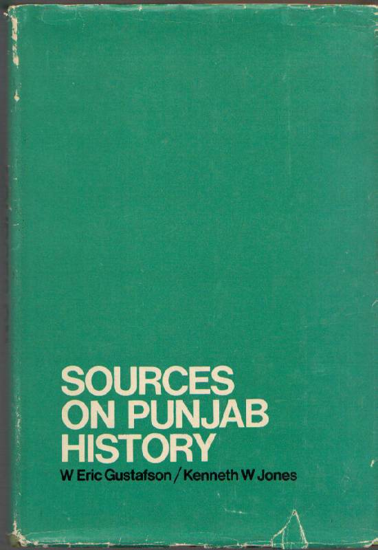 Image for Sources on Punjab History