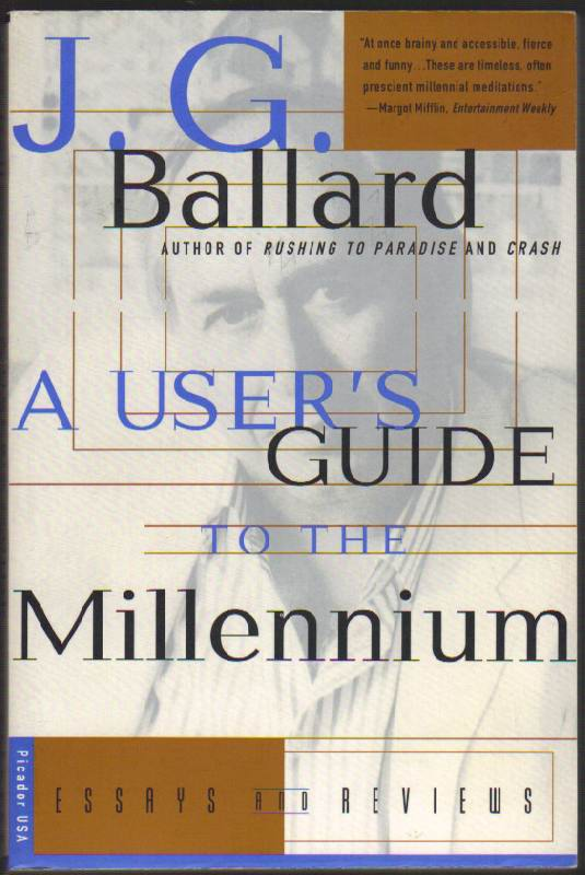 Image for A User's Guide to the Millennium: Essays and Reviews